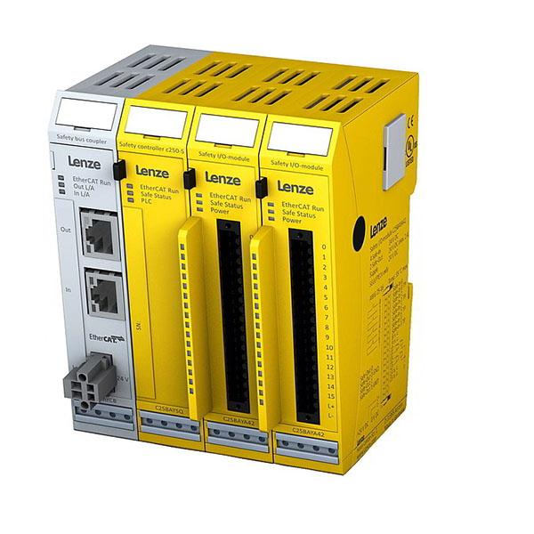 Ohutuskontroller c250-S